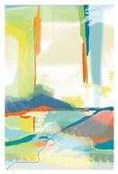 Deconstructed Landscape 4  Fine Art Print