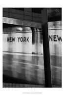 The City Speaks II  Fine Art Print