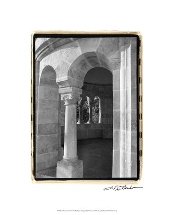Framed Fisherman's Bastion IV Budapest Print