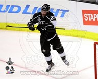 Alec Martinez Celebrates his Game Winning Overtime Goal Game 5 of the 2014 Stanley Cup Finals Art