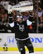 Justin Williams with the Stanley Cup Game 5 of the 2014 Stanley Cup Finals Art