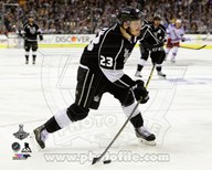 Dustin Brown Game 5 of the 2014 Stanley Cup Finals Action Art