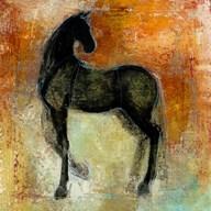 Caballo del Negro II  Fine Art Print