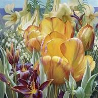 Palisade Garden  Fine Art Print