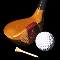 Vintage Golf  Fine Art Print
