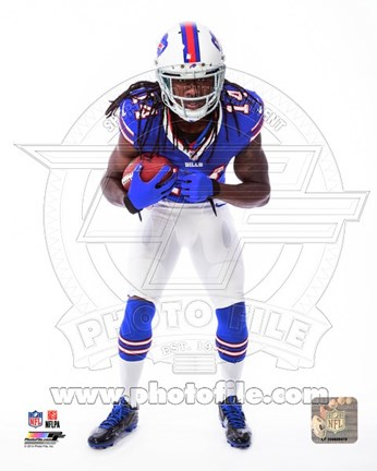 Framed Sammy Watkins 2014 Posed Print