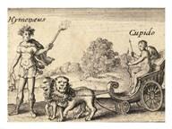 The Greek Gods Hymen  Fine Art Print