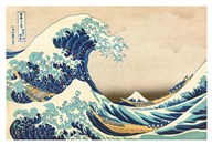 The Great Wave off Kanagawa  Fine Art Print