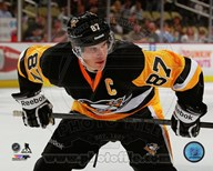 Sidney Crosby 2014-15 playing hockey  Fine Art Print