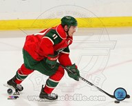 Zach Parise 2014-15 Action  Fine Art Print