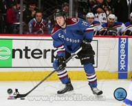 Nathan MacKinnon 2014-15 Action  Fine Art Print