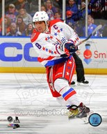 Alex Ovechkin 2014-15 Action  Fine Art Print