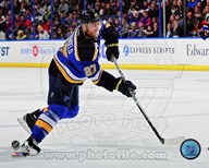 Alex Pietrangelo 2014-15 Action  Fine Art Print