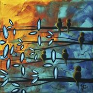 Birds Of Summer  Fine Art Print