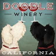 Doodle Wine Art