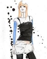 Kate  Fine Art Print