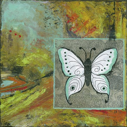 Framed Butterflies Are Free Print