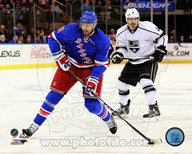 Rick Nash 2014-15 Action  Fine Art Print