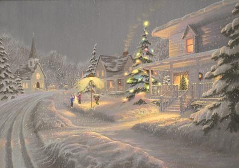 Season S Blessing Fine Art Print By David Rottinghaus At