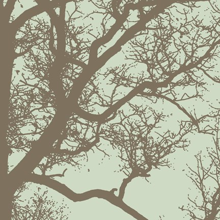 Framed Winter Tree IV Print