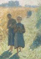 The Sisters  Fine Art Print
