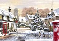 Village 1  Fine Art Print