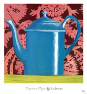 Tempest in a Teapot IV Art