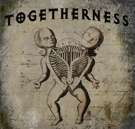 Framed Togetherness Print
