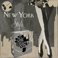 New York Style II  Fine Art Print