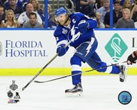 Steven Stamkos Game 2 of the 2015 Stanley Cup Finals  Fine Art Print