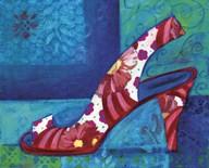 Shoe Flower  Fine Art Print