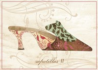 Slipon II  Fine Art Print