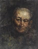 Portrait Of The Artist's Doctor  Fine Art Print