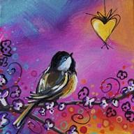 Song Bird I  Fine Art Print