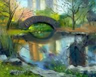 Central Park - New York City  Fine Art Print