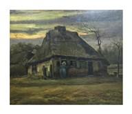 The Cottage  Fine Art Print