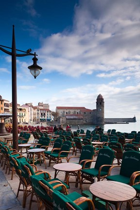 Framed Collioure, Vermillion Coast Area Print