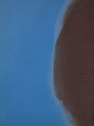 Framed Shadows II, 1979 (blue) Print