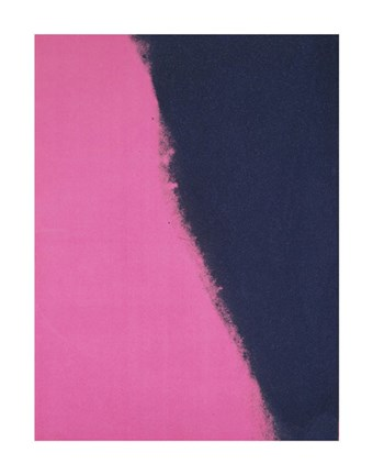 Framed Shadows II, 1979 (pink) Print