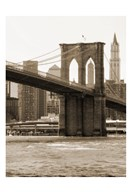 Brooklyn Bridge 47 I  Fine Art Print