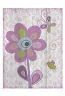 Boho Flower I  Fine Art Print