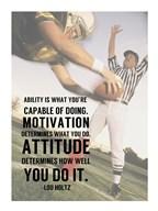 Attitude  Fine Art Print