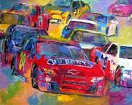Jeff Gordon  Fine Art Print