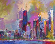 Chicago 4  Fine Art Print