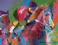 Race 4  Fine Art Print