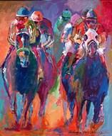Derby 2  Fine Art Print