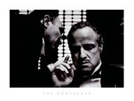 Godfather  Fine Art Print