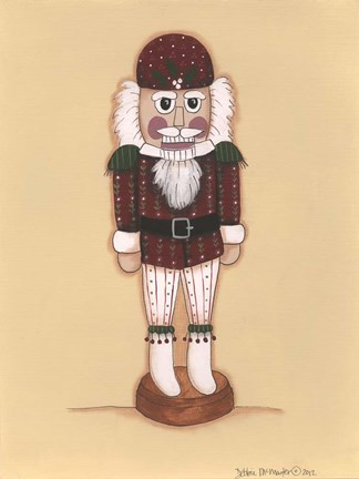 Framed Nutcracker I Print