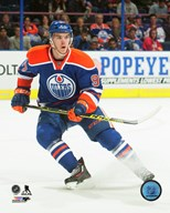 Connor McDavid 2015-16 Action  Fine Art Print