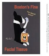 Boston's Fine Facial Tissues  Fine Art Print